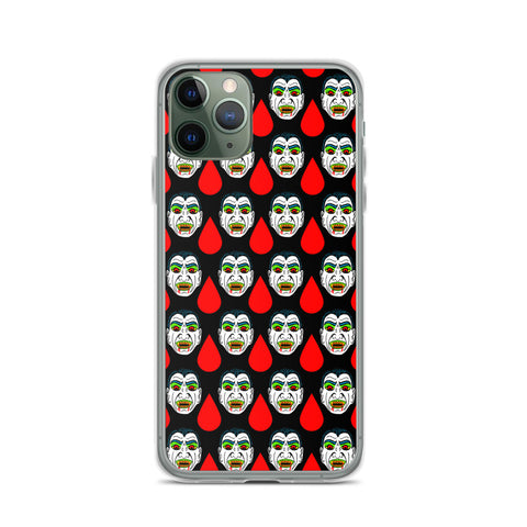 Party Monster Drac N' Drop iPhone Case