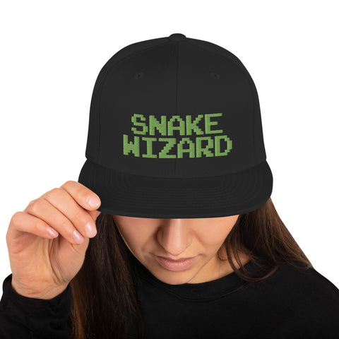 HA110WE3N - Snake Wizard Classic Hat