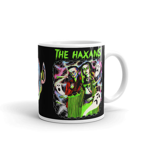 The Haxans Ghosts Mug
