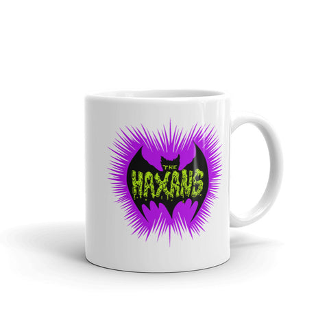 The Haxans Purple Bat Mug
