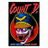 Count D. SWDB Retro Sticker