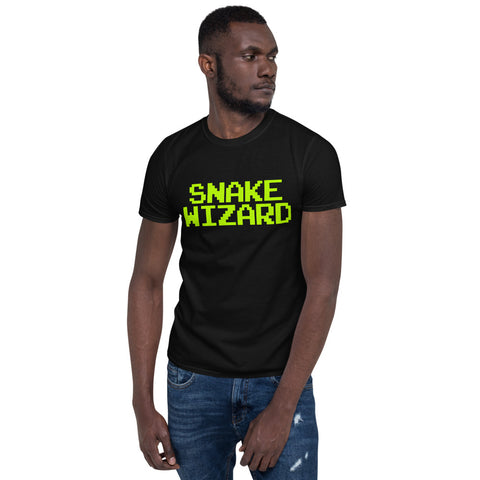 HA110WE3N - Snake Wizard Classic T