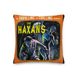 The Haxans Twice The Terror Pillow