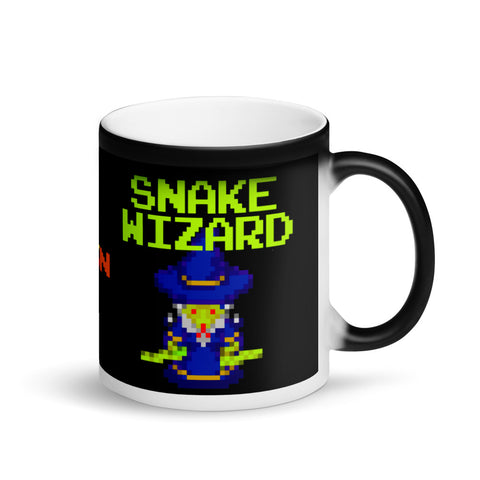 HA110WE3N - Snake Wizard Black Magic Mug