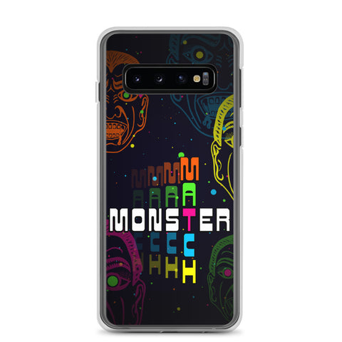 Monster Match Samsung Case