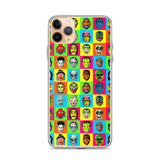 Party Monster iPhone Case