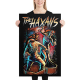The Haxans Zombie Poster