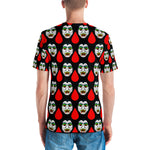 Party Monster Drac Attack All Over T-Shirt