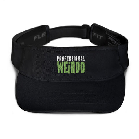 The Haxans Professional Weirdo Visor