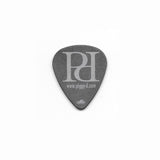 Piggy D. Pd Logo Guitar Pick