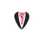 Count D Fang Guitar Pick