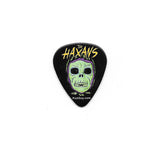 The Haxans Zombie Guitar Pick