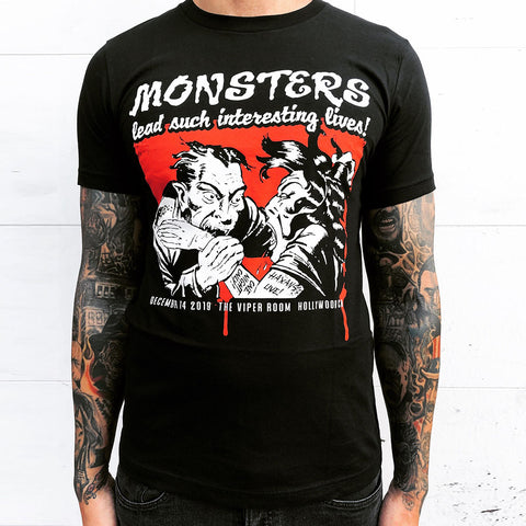 The Haxans Monsters Lead Such Interesting Lives T-Shirt