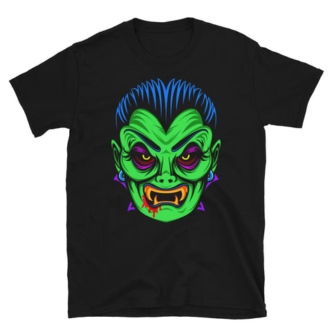 Count D. Space Vampire T-Shirt