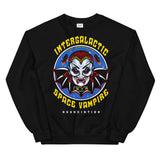 Count D. - Retro ISVA Sweatshirt BLK