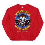 Count D. - Retro ISVA Sweatshirt RED