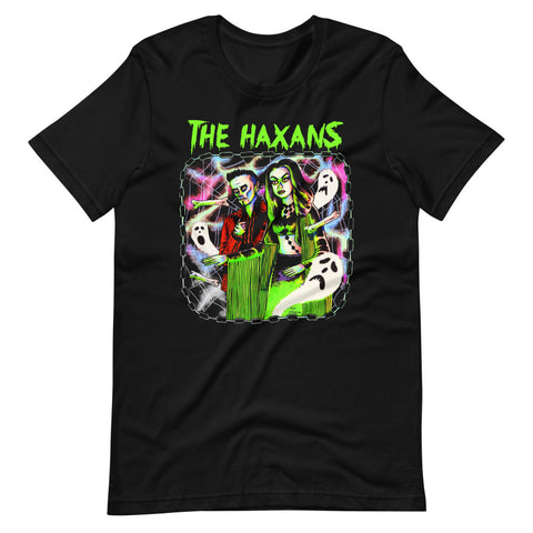 The Haxans Ghosts T-Shirt