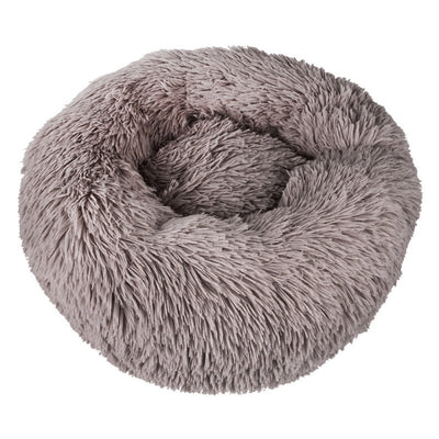 Comfy Faux Fur Pet Bed