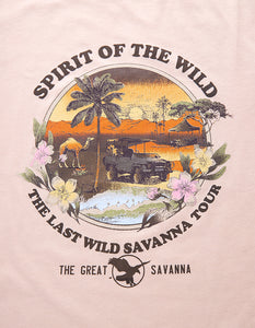 Spirit of the wild Tee