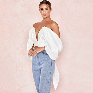 Maya Off-Shoulder Top