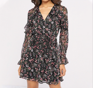 Bloom With Grace Dress