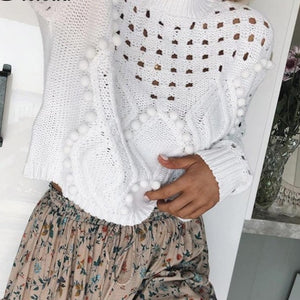 Positano Cropped Knit