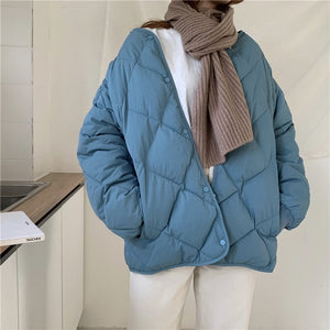 Padded Love Jacket