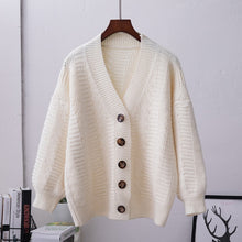 Load image into Gallery viewer, Milan Button Cardigan