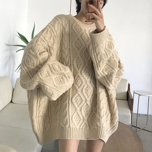 The Hygge Oversized Sweater