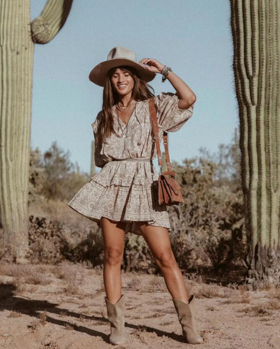 Arizona Boho Dress