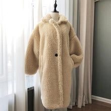 Load image into Gallery viewer, Winter is Coming Shaggy Coat