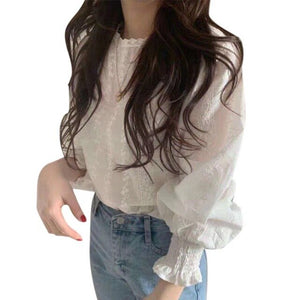 Grace Lace Blouse
