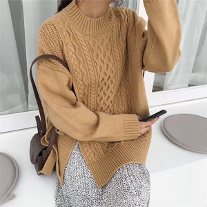 Chamonix Bow Knit