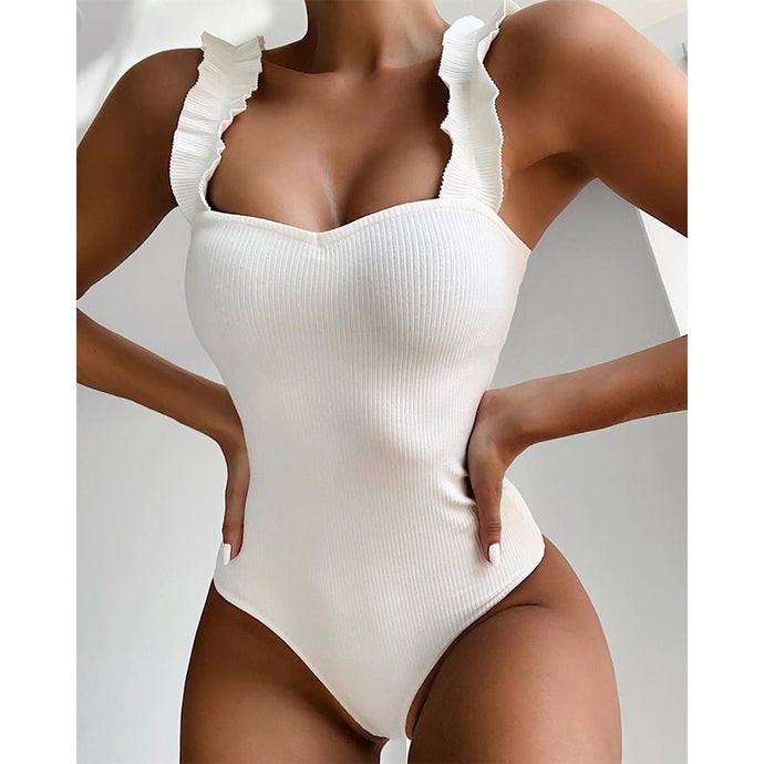 Alegra Ruffle One-Piece Swimsuit