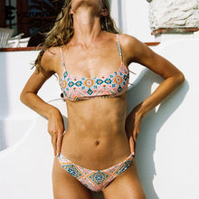 Load image into Gallery viewer, Susana Boho Bikini