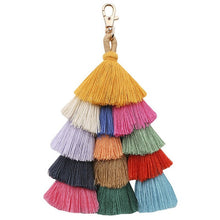 Load image into Gallery viewer, Coco Bag Tassel Bag Accessory