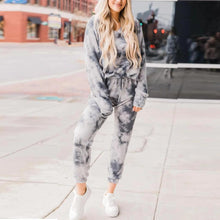 Load image into Gallery viewer, Homey Tie Dye Tracksuit