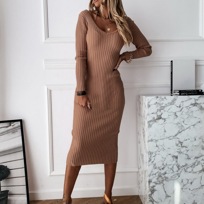 Myra Knit Dress