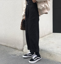 Load image into Gallery viewer, The Blogger Straight Cuff Pants