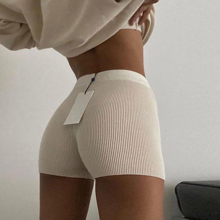 Homebody Knitted Shorts