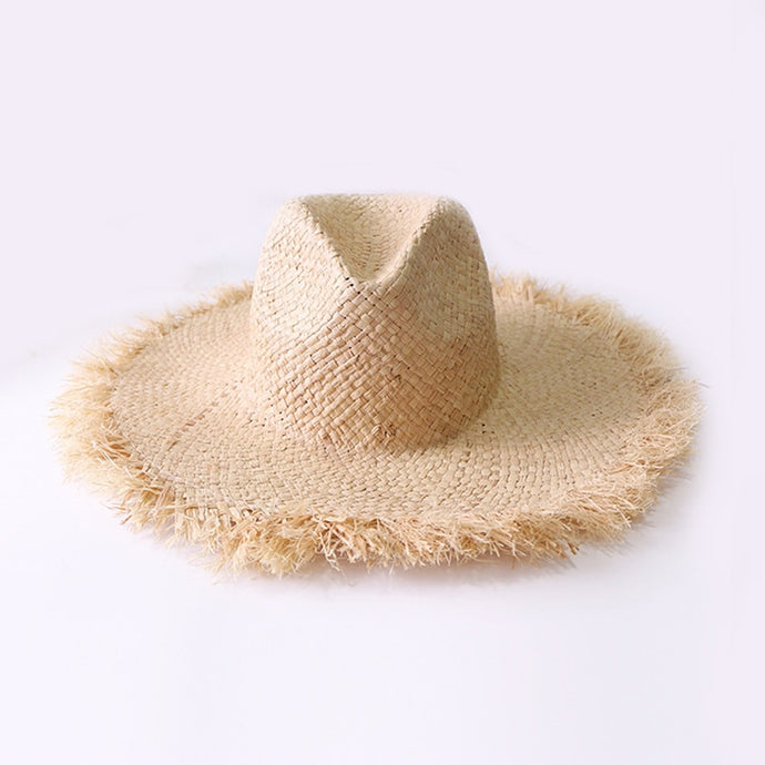 Simple Sol Straw Hat