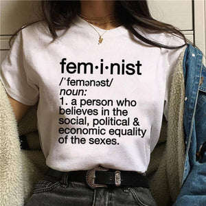 The Feminists T-Shirt Series