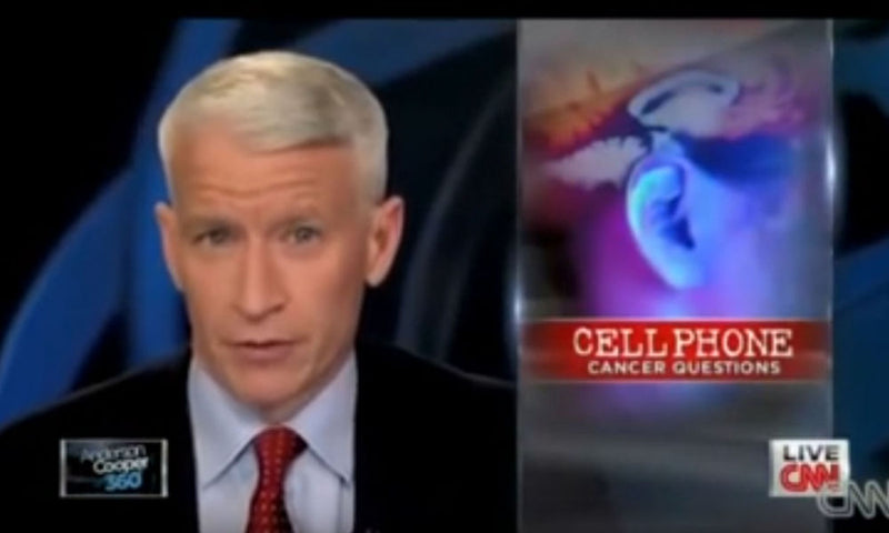 Anderson Cooper 360: Cell Phones and the Dangers of Cancer