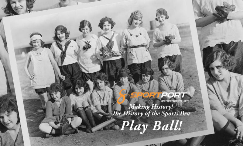 Nonexistent to Necessity: The History of Women in Sports... Bras