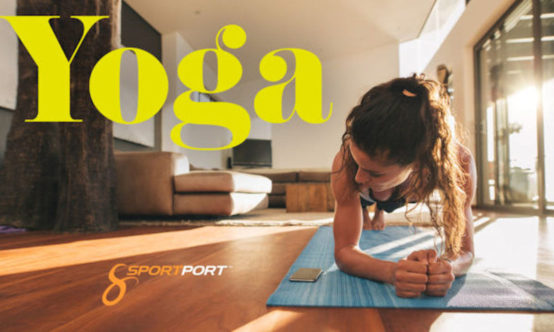 5 Tips to Practicing Yoga at Home
