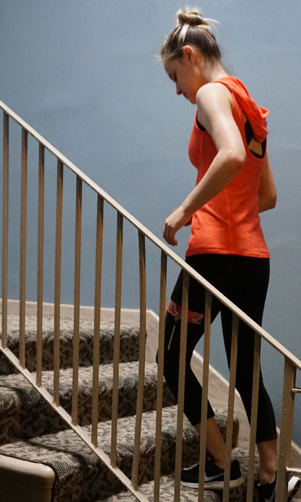 at-home stair exercises