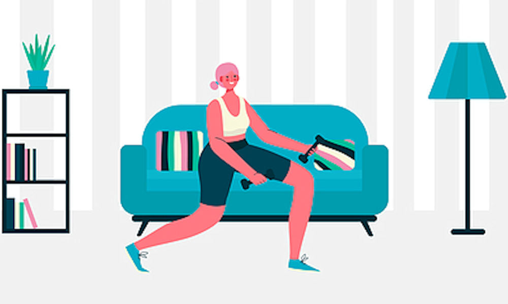exercise at home ideas 1