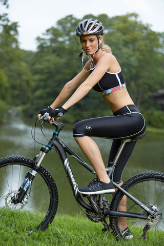fearless womans mountain biking sportswear