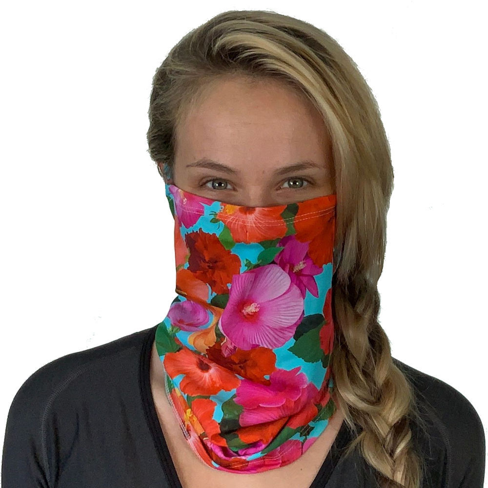 Face Covering Neck Gaiters