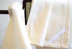 Half Dozen Assorted Tea Towels- TIER 2 Hand crafted - SHOP SMALL SALE